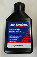 Trans Am Corvette GM 10/12 Bolt Posi Limited Slip Differential Fluid Additive