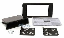 Metra 99-9108B Single/Double DIN Dash Kit for for 2000-05 Audi A6 Vehicles