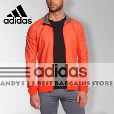 adidas Men Ultralight Jacket Performance Supernova Storm Run Wind Breaker XL