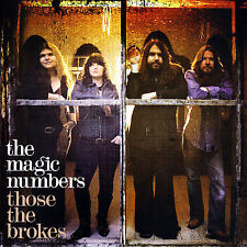 Those the Brokes by The Magic Numbers (CD, Jul-2007, Astralwerks)