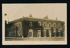 London FULHAM The Bishops Palace c1920/30s? RP PPC