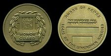Challenge Coin - US Army Honor Guard - Tomb of the Unknown Soldier