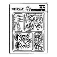 Mintcraft JL82101 Wood Screw Set, 95-Piece