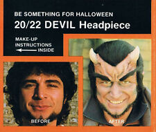 BE SOMETHING STUDIOS DEVIL HEADPIECE  MASK NWT WEREWOLF HALLOWEEN HORNS