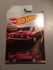 2016 HOT WHEELS RELEASE 1967 MUSTANG NOTCHBACK GT NEW IN BLISTER VINTAGE SERIES