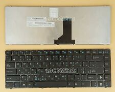 FOR ASUS K42D K42De K42F K42J K42N K43E N82J pro4js Keyboard Russian Black