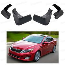 4Pcs Mud Flaps Splash Guard Fender Mudguard fit for KIA Optima 2014 14