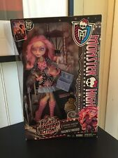 Monster High Doll Viperine Gorgon From 2013 Frights Camera Action! New In Box!