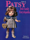 Vol. 2 PATSY DOLL FAMILY ENCYC IDENTIFICATION BOOK P. Schoonmaker OUT OF PRINT