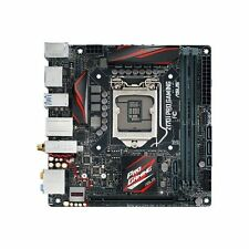 ASUS Z170I PRO GAMING LGA1151,Z170,U3.1,M.2,MB Motherboard /w IO shield