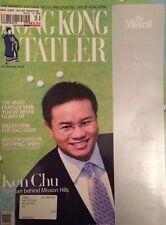 Hong Kong Tatler October 2006 Ken Chu Cover