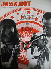 JAZZ HOT N° 277 JAZZ ET POP FESTIVAL MONTEREY RAY NANCE DOLLAR BRAND BELOW 1967
