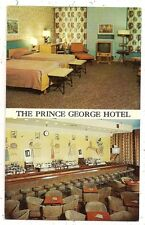 Int. Views The Prince George Hotel King & York Sts Toronto ON Ontario Postcard