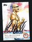 Phil Dalhausser signed autograph auto 2012 Topps U.S. Olympic Team Card
