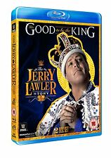 WWE It's Good To Be The King - The Jerry Lawler Story 2er [Blu-ray] NEU