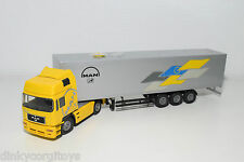 CONRAD MAN M.A.N. F2000 F 2000 TRUCK WITH TRAILER WERBE PROMOTIONAL EXCELLENT