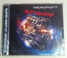 MICROPOINT  –  Exit Mankind  (CD).