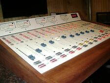 Radio Systems Millenium RS-12 Broadcast  Studio Audio Console,Mixer