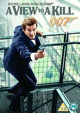 A View To A Kill (DVD, 2012) Remastered   Brand new and sealed