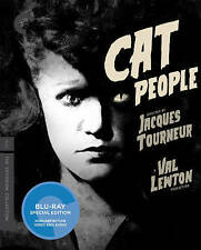 Cat People (Blu-ray Disc, 2016, Criterion Collection)
