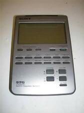 SONY INTEGRATED Universal REMOTE COMMANDER RM-AV2100 TOUCH SCREEN LCD  Manuals
