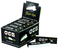OCB ® filtro-tips slim size 50 hoja/25er (Filter, filtros de cigarrillos)