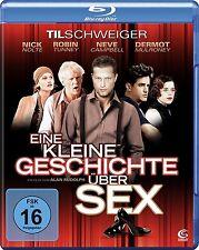 EINE KLEINE GESCHICHTE ÜBER SEX (Til Schweiger, Nick Nolte) Blu-ray Disc NEU+OVP