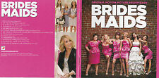 CD B.O. FILM BRIDES MAIDS 13T BLONDIE/BRITNEY SPEARS/NOUVELLE VAGUE/KATE NASH