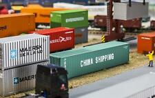 Faller 180844 H0 40' Container CHINA SHIPPING 1:87
