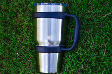Black Handle for 30 Oz YETI Tumbler Rtic Cup Holder Travel Drinkware Rambler CZ
