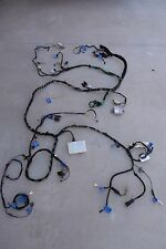 2009 BMW E93 M3 COMPLETE INDIVIDUAL AUDIO / MEDIA BODY WIRING HARNESS also E92