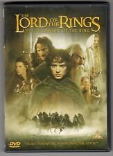 (GU925) The Lord Of The Rings: The Fellowship Of The Ring - 2001 2-Disc DVD