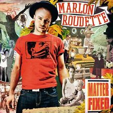 MARLON ROUDETTE - MATTER FIXED   - CD NEUWARE