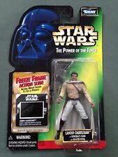 Star Wars POTF Freeze Frame FF Lando Calrissian General