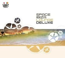 SPACE IBIZA LOUNGE DELUXE (AMIRA ALAF, SUPERTANGOX, MASTER CUTS, UVM...) CD NEU