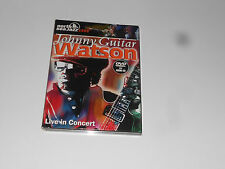 Johnny Guitar Watson - Live in Concert ( DVD + CD )