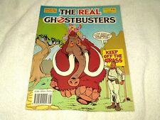 The Real Ghosbusters Comic Issue 77 December 1989