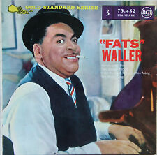 "Vinyle 45T Fats Waller ""Honeysuckle rose"""
