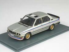 BMW M535I E12 NEO 43471 1:43 NEW MODEL CAR METALLIC SILVER GREY