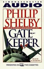 Philip Shelby Gate Keeper Power Action Adventure Audiobook 1998 2 Tapes 3 Hr USA