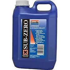 Granville zerocol Subzero Azul/refrigerante anticongelante etilenglicol 5 Litro