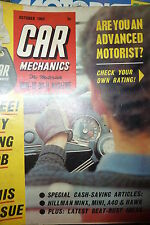 CAR MECHANICS OCTOBER 1965