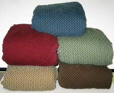 GALWAY T CUSHION SOFA/COUCH COVERS---GREEN--ALSO COMES IN  PIQUE STYLE-SEE STORE