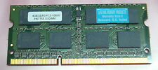 Micron 4GB DDR3 1333MHz PC3-10600 Laptop Memory - 1 Stick - Tested