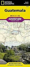 National Geographic Adventure Map: Guatemala Adventure Map 3110 by National...