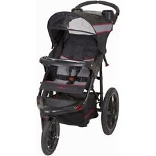 Baby Jogger Stroller 3 Wheels Lightweight Foldable Child Cart Adjustable Canopy