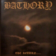 Bathory THE RETURN ... OF DARKNESS AND EVIL 2nd Album BLACK METAL New Sealed CD