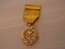 belle  medaille ORDRE ROYAL du  MUNISÉRAPHON cambodge