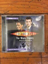 Doctor Who The Many Hands Audiobook 2008 2 CDs