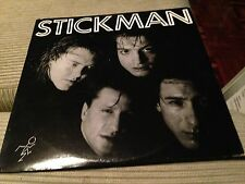 "STICKMAN - CRAWL WALK RUN 12"" MAX USA 87' INDIE ROCK"